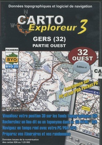 Bayo - Gers (32) Ouest - CD-ROM.