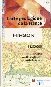 J-G Astruc - Gourdon - 1/50 000.