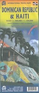 ITMB - Haïti & République Dominicaine - 1/350 000 - 1/400 000.