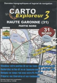 Bayo - Haute-Garonne (31) Nord - CD-ROM.