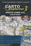 Bayo - Haute Loire (43) - Partie ouest, CD ROM.