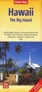Nelles - Hawaii - The big island. 1 : 330 000.