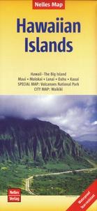 Nelles - Hawaiian Islands - 1 : 150 000 / 1: 330 000.