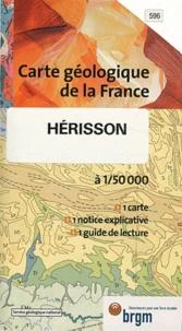 Hérisson - 1/50 000.pdf