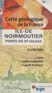 BRGM - Ile-de-Noirmoutier - 1/50 000.