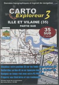Bayo - Ille et Vilaine (35) Sud - CD-ROM.