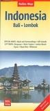 Nelles - Indonésie, Bali, Lombok - 1/180 000.