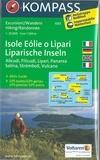 Kompass - Isole Eolie o lipari - 1/25 000.