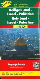 Freytag & Berndt - Israël, Palestine, Terre Sainte - 1/150 000.