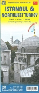 ITMB - Istanbul and Northwest Turkey - 1/11 000 ; 1/550 000.