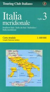 Touring Club Italiano - Italia Meridionale - 1/400 000.