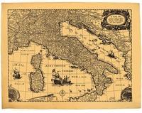 Antica - Italie 1606.