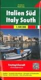 Freytag & Berndt - Italie du sud - 1/500 000.