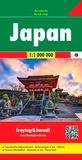 Freytag & Berndt - Japan - 1/1 000 000.