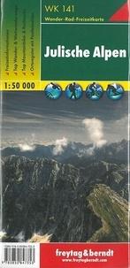 Freytag & Berndt - Julische Alpen - 1/50 000.