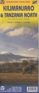ITMB - Kilimanjaro & Tanzania North - 1/62 500 ; 1/1 370 000.