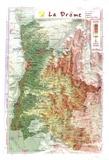 Reliefs Editions - La Drôme.