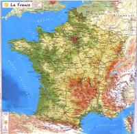 Reliefs Editions - La France.