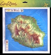 Reliefs Editions - La Réunion - 1/250 000.
