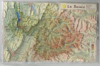 Reliefs Editions - La Savoie.