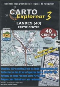 Bayo - Landes (40) Centre - CD-ROM.