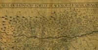 Cartothèque - Le Lionnois en 1610 - Cartes du temps d'Henri IV sur papier parchemin.