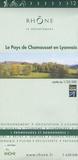 Michel Mercier - Le pays de Chamousset en lyonnais - 1/25 000.