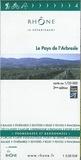 Département du Rhône - Le Pays de l'Arbresle - 1/25 000, promenades et randonnées.
