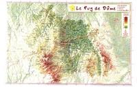 Reliefs Editions - Le Puy de Dôme.