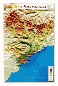 Reliefs Editions - Les Alpes Maritimes.