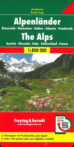 Les Alpes - 1/800 000, Autriche - Slovénie - Italie - Suisse - France.pdf
