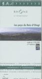 Département du Rhône - Les pays du Bois d'Oingt - 1/25 000.