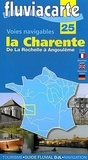 Editions de l'Ecluse - Les voies navigables de la Charente, de La Rochelle à Angoulême.
