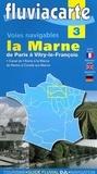 Editions de l'Ecluse - Les voies navigables de la Marne de Paris à Vitry-le-François.
