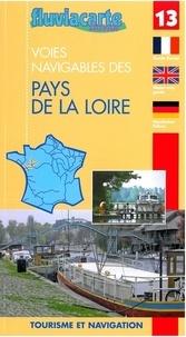 Editions de l'Ecluse - Les voies navigables des Pays de la Loire.