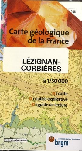 BRGM - Lézignan-Corbières.