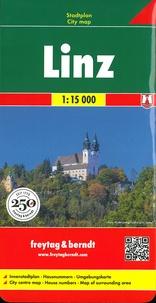 Freytag & Berndt - Linz - 1/15 000.