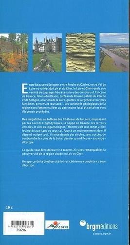 Loir et Cher. Curiosités géologiques