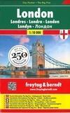 Freytag & Berndt - Londres - 1/10 000.