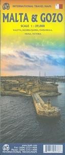 ITMB - Malte & Gozo - 1/29 000.
