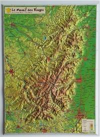 Reliefs Editions - Massif des Vosges.