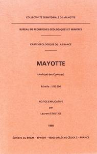 Laurent Stieltjes - Mayotte - 1/50 000.