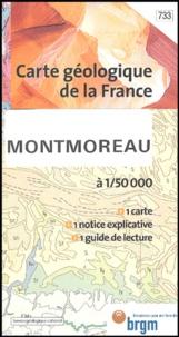 Jean-Pierre Platel - Montmoreau - 1/50 000.