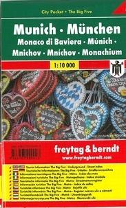 Freytag & Berndt - Munich - 1/10 000.