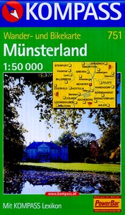 Kompass - Münsterland - 1/50 000.