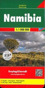 Freytag & Berndt - Namibia - 1/1 000 000.