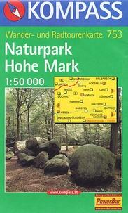 Kompass - Naturpark Hohe Mark - 1/50 000.
