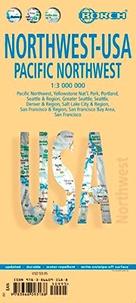 Northwest USA 1, Pacific Northwest- 1/3 000 000 -  Berndtson et Berndtson pdf epub