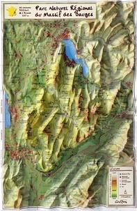 Reliefs Editions - Parc Naturel Régional du massif des Bauges.