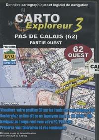 Bayo - Pas de Calais (62) Ouest - CD-ROM.